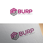 Burp Hollow Craft  Logo - Entry #77
