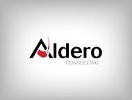 Aldero Consulting Logo - Entry #192