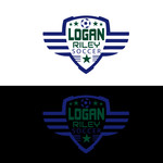 Logan Riley Soccer Logo - Entry #15