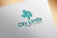 City Limits Vet Clinic Logo - Entry #178