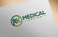 RK medical center Logo - Entry #233