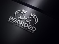 Bearded Dog Wholesale Logo - Entry #40