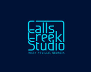 Calls Creek Studio Logo - Entry #78