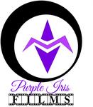 Purple Iris Films Logo - Entry #72