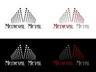 Medieval Metal Logo - Entry #77