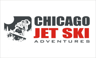 Chicago Jet Ski Adventures Logo - Entry #55
