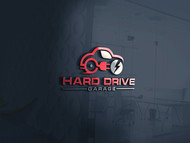 Hard drive garage Logo - Entry #307