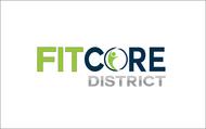 FitCore District Logo - Entry #44