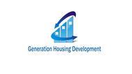 Generation Housing Development Logo - Entry #17
