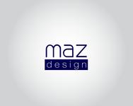 Maz Designs Logo - Entry #191