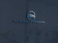 Bill Blokker Spraypainting Logo - Entry #123
