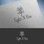 Taylor N Rose Logo - Entry #45