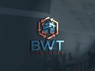 BWT Concrete Logo - Entry #309