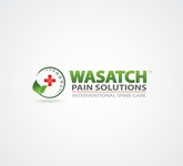 WASATCH PAIN SOLUTIONS Logo - Entry #39
