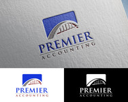 Premier Accounting Logo - Entry #202