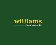 williams legal group, llc Logo - Entry #37