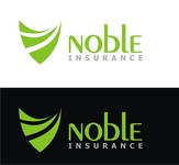 Noble Insurance  Logo - Entry #87