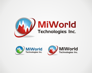 MiWorld Technologies Inc. Logo - Entry #61