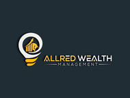 ALLRED WEALTH MANAGEMENT Logo - Entry #773