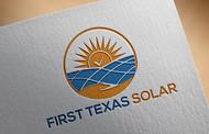 First Texas Solar Logo - Entry #96