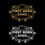 FIRST BORN SONS Logo - Entry #38