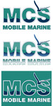 Logo for MCS Mobile Marine - Entry #6