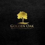 Golden Oak Wealth Management Logo - Entry #41