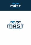 Mast Metal Roofing Logo - Entry #117
