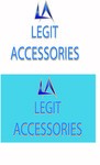 Legit Accessories Logo - Entry #116