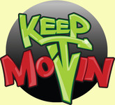 Keep It Movin Logo - Entry #233