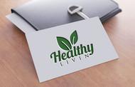 Healthy Livin Logo - Entry #53