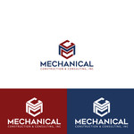 Mechanical Construction & Consulting, Inc. Logo - Entry #15