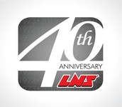 40th  1973  2013  OR  Since 1973  40th   OR  40th anniversary  OR  Est. 1973 Logo - Entry #128