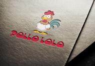 Pollo Lolo Logo - Entry #24