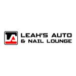 Leah's auto & nail lounge Logo - Entry #206