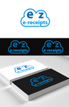 ez e-receipts Logo - Entry #26