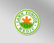 Lawn Fungus Medic Logo - Entry #130