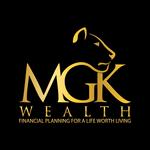 MGK Wealth Logo - Entry #266