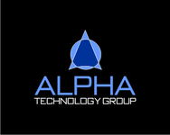 Alpha Technology Group Logo - Entry #149