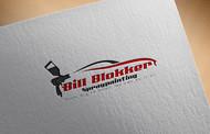 Bill Blokker Spraypainting Logo - Entry #68