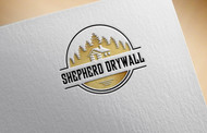 Shepherd Drywall Logo - Entry #49