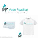 Vape Reaction Logo - Entry #112
