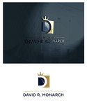 Law Offices of David R. Monarch Logo - Entry #33
