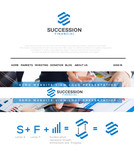 Succession Financial Logo - Entry #685