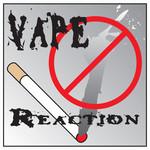 Vape Reaction Logo - Entry #105