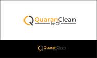 QuaranClean Logo - Entry #88