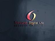 Secure. Digital. Life Logo - Entry #82