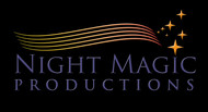 Night Magic Productions Logo - Entry #6