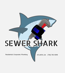 Sewer Shark Logo - Entry #206