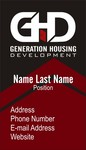 Generation Housing Development Logo - Entry #37